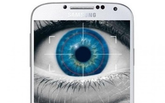 Samsung and SRI Team Up To Manufacture Iris Recognition Devices - TechBeat