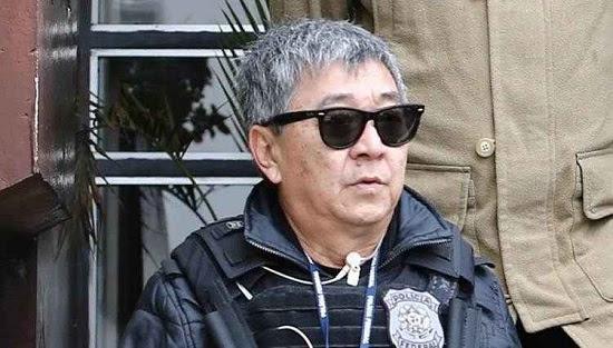 """""""Japonês da Federal"""" pretende se aposentar para cuidar da família"""