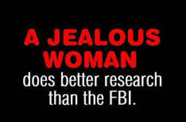 A Jealous Woman Funny Pictures Quotes Memes Funny Images Funny
