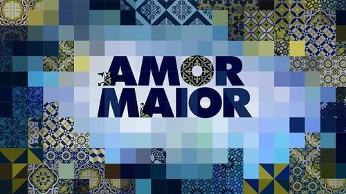 Amor Maior Logo