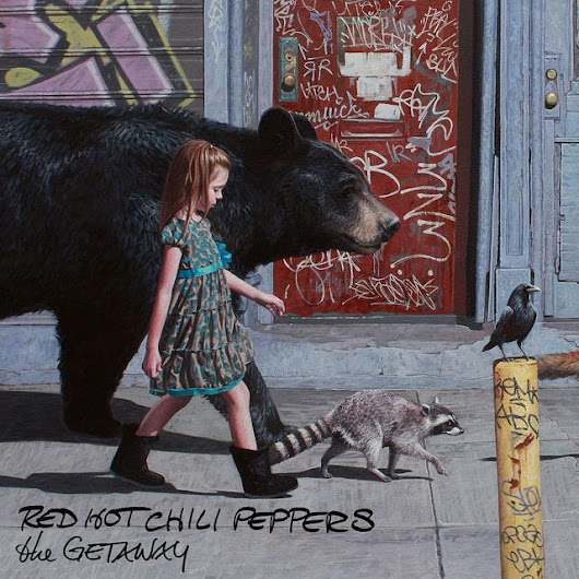 Spotify Web Player - Dark Necessities - Red Hot Chili Peppers