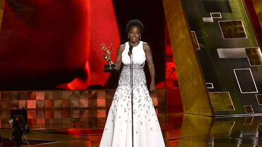 Viola Davis Is First Black Woman To Win Emmy For Best Actress In A Drama
