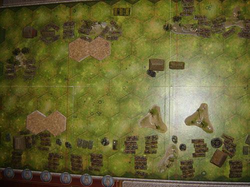 Aerial Shot - Battle for Middle Village