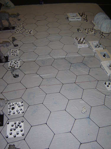 Assault on Hoth kicks off