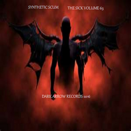 The Sick Volume 63, by Synthetic Scum