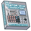 Detail page of The Fantom Drum Collection