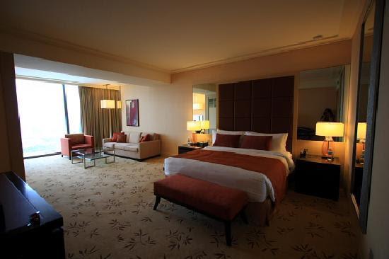 Marina Bay Sands Hotel Club Room