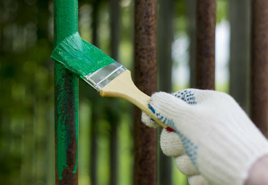 Painting Rust? 6 Tips to Know Before You Start | Bob Vila