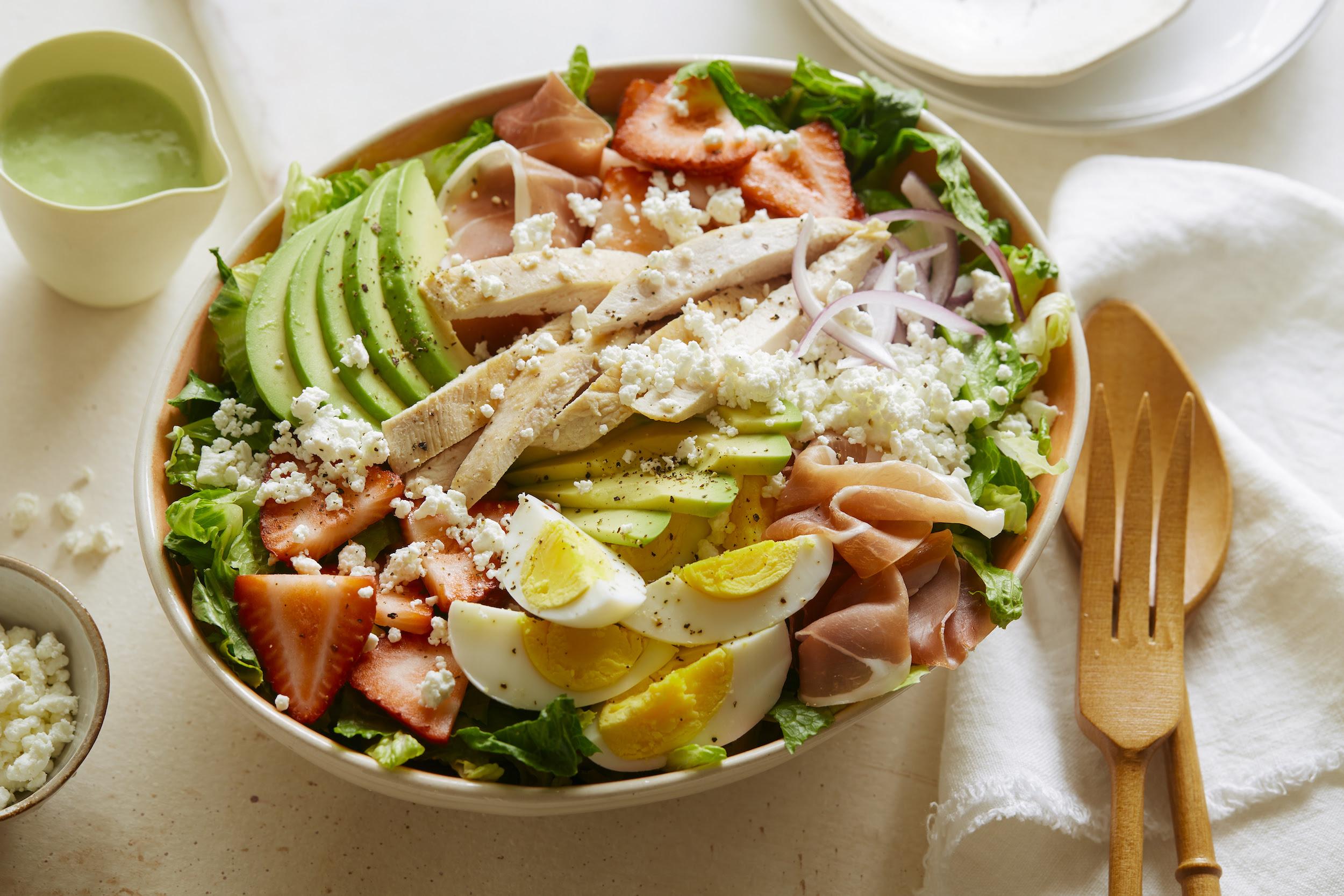 100+ Easy Summer Salad Recipes - Healthy Salad Ideas for ...