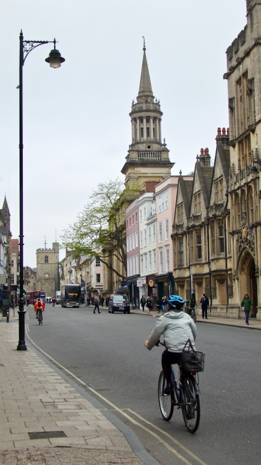 Oxford – On Your Bike