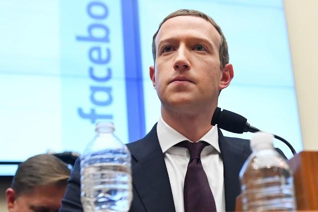 Facebook personal enojado con Zuckerberg para salir hasta el Triunfo de la 'saqueo ... en el rodaje post