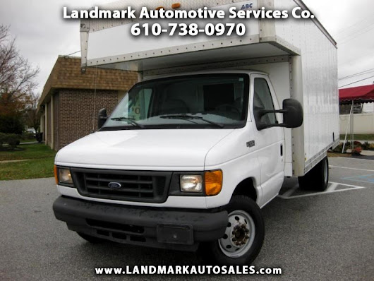 Used 2005 Ford Econoline E-350 Super Duty for Sale in West Chester PA 19380 Landmark Auto Sales