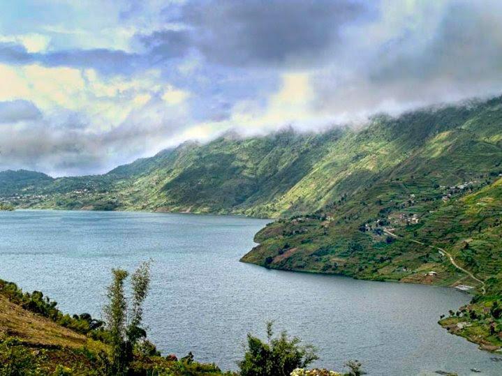 Danau Gunung Tujuh - www.jurukunci.net