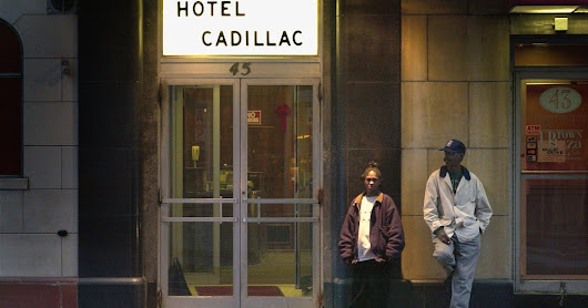 Cadillac Hotel could become apartments