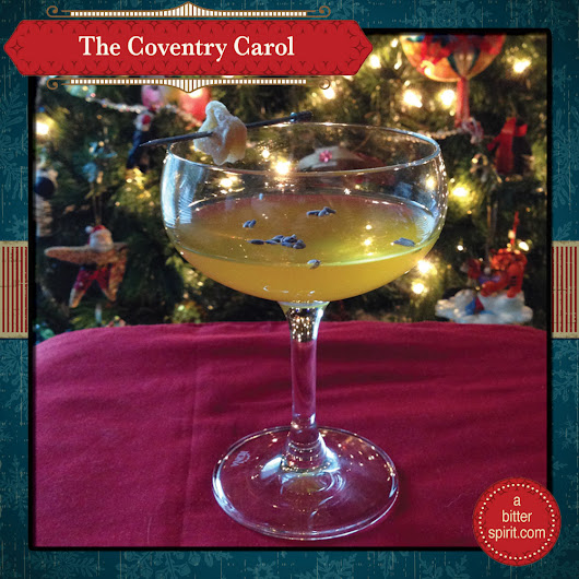 Day 1: The Coventry Carol - A Bitter Spirit