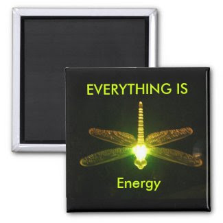 Everything is Energy magnet