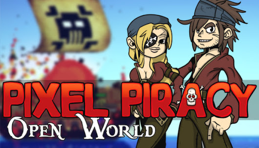 Enter to win 1 out of 50 Pixel Piracy Steam keys