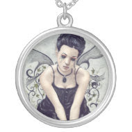 Gothic Lament Necklace necklace