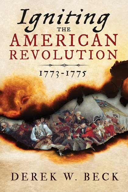 'Igniting the American Revolution' available now for pre-order!