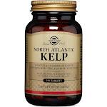 Solgar - North Atlantic Kelp - 250 Tablets