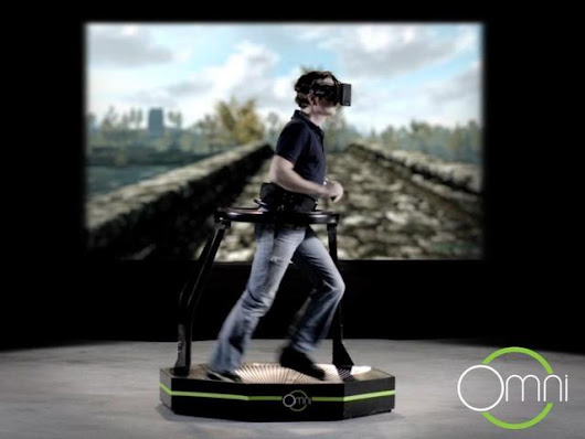 Omni: Move Naturally in Your Favorite Game