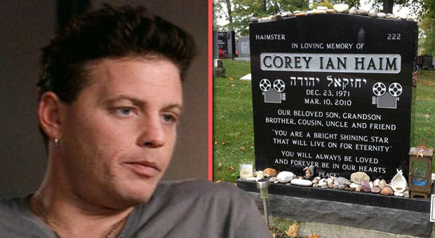 corey haim made a secret deathbed confession exposing hollywood pedophiles