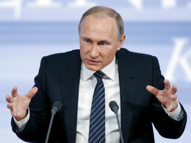 Putin admite