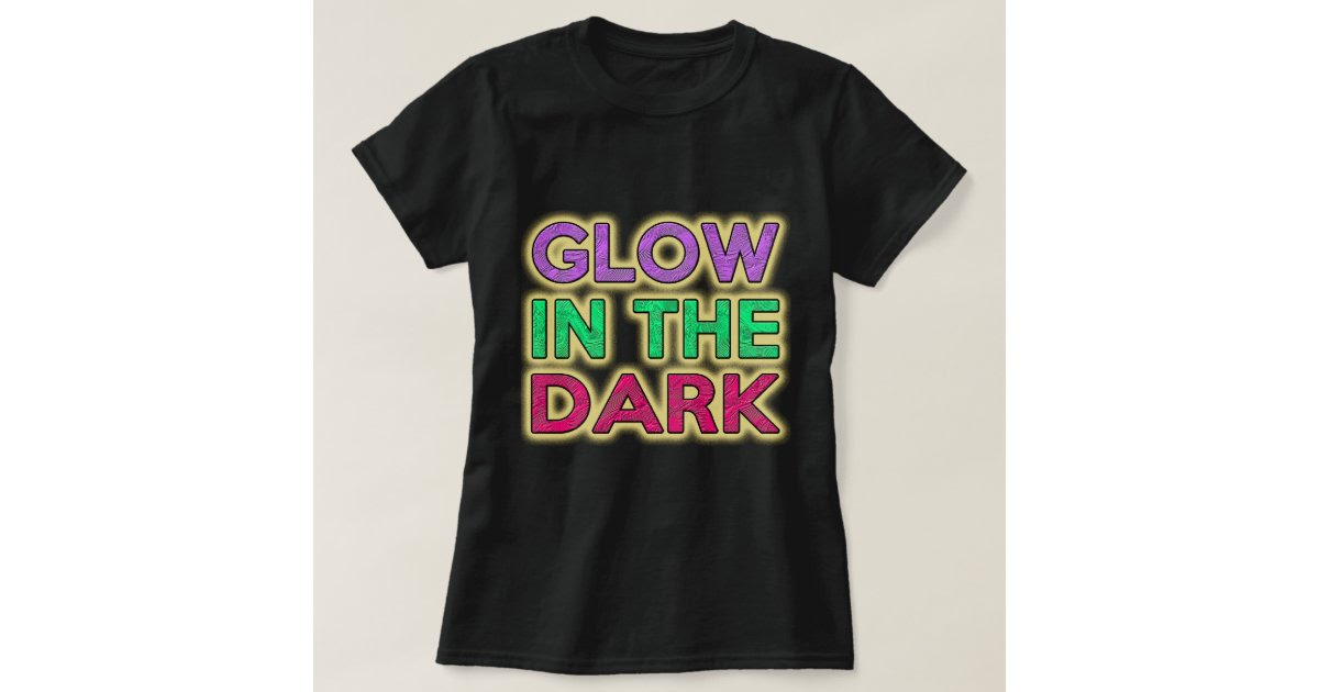 Africa south shirts the glow in t dark design jewelry