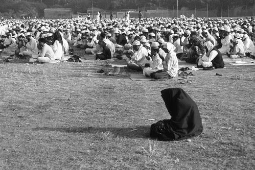 Muslim Woman in a Mans World by firoze shakir photographerno1
