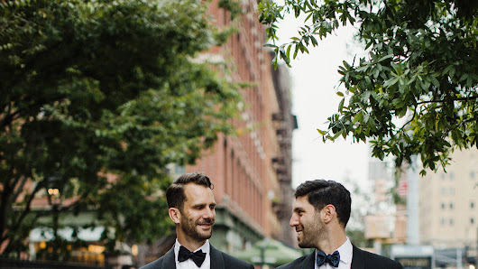 A Sophisticated Wedding Celebration at the High Line Hotel in New York City