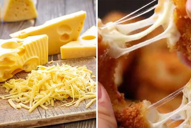 Imagens que vão enlouquecer quem adora queijo