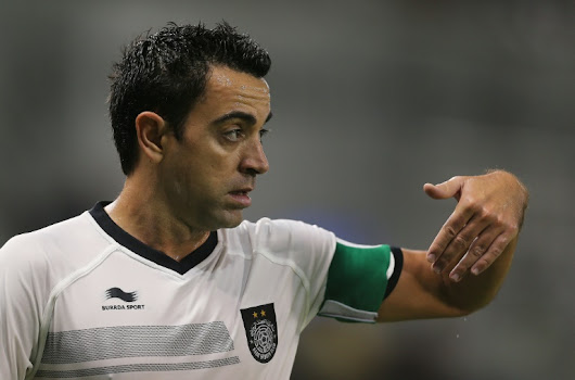 Spain great Xavi signs on for two more years in Qatar - World Soccer Talk