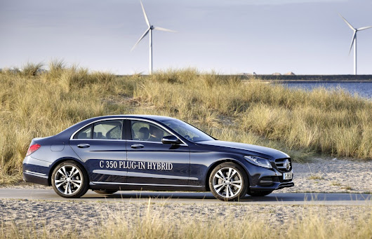 The All-New Mercedes-Benz C350 Plug-In Hybrid - Baker Motor Company - Charleston, SC
