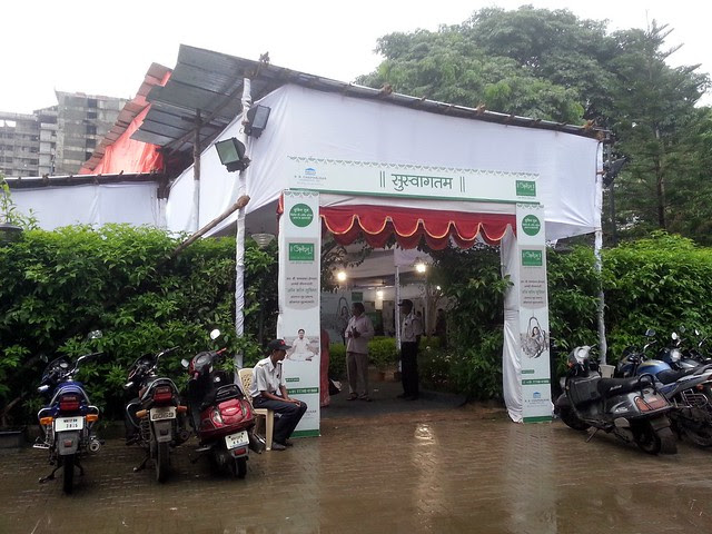 R. B. Chaphalkar Homes' Anandam, A Township of Bungalows & Row Houses at Guhagar, District Ratnagiri, Konkan - Maharashtra - Pre-launch Offer on 27th & 28th July 2013,  at Multi Spice Lawns, Near Mhatre Bridge, Pune 411052