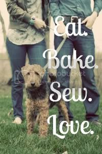 Eat Bake Sew Love