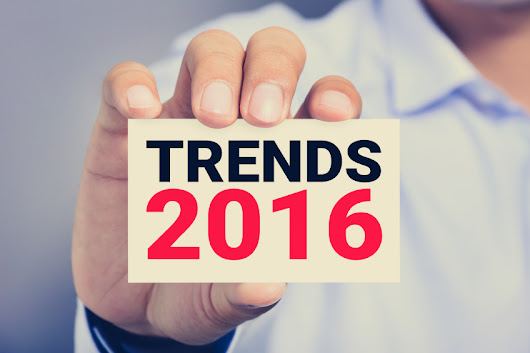 Top Executive Resume Trends in 2016