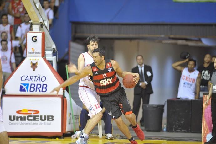 Brasília x Flamengo, NBB, JP Batista (Foto: Brito Júnior/UniCEUB)