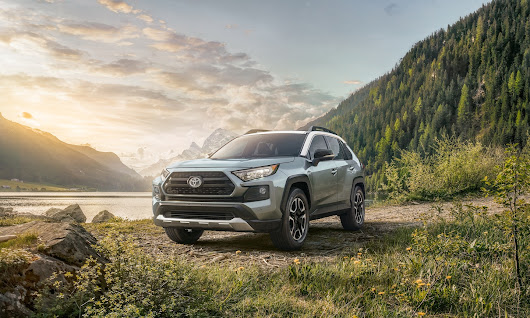 The All-New 2019 Toyota RAV4 Has Arrived!