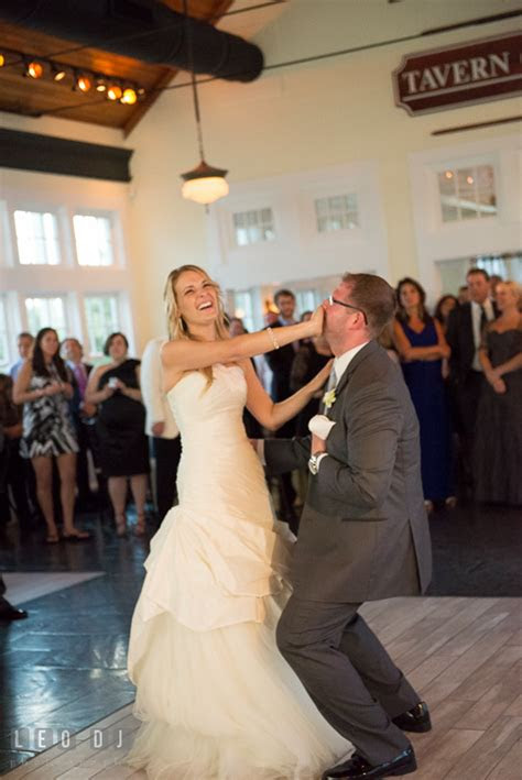 chesapeake bay beach club wedding reception casey todd