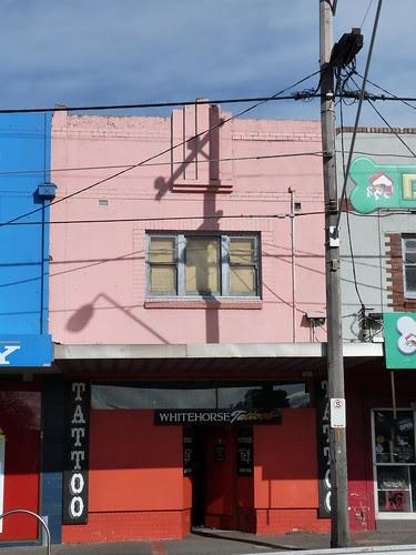 Shop, Box Hill