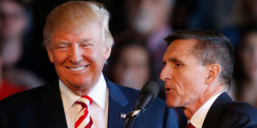Donald Trump Says Michael Flynn's Scandal Is Less Important Than Who Leaked It