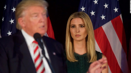 Trump tweets at wrong Ivanka