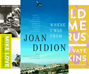 25 Books To Read If You're California Dreamin'