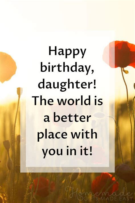 85  Happy Birthday Wishes for Daughters   Best Messages