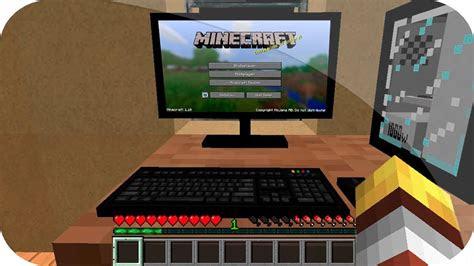 de como jugar minecraft en  como jugar