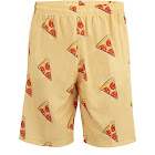 Lacrosse Shorts - Pizza Slices Youth Large