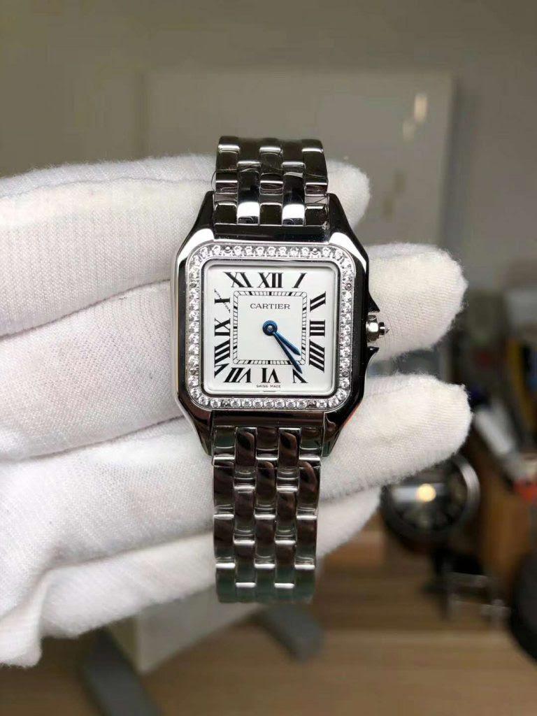 Cartier Panthere Diamond Watch Replica