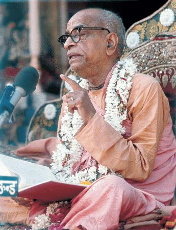 Srila Prabhupada Lecture