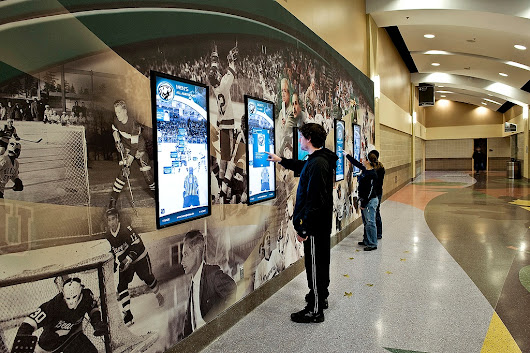 Digital Signage for Education | K-12, College and University Campuses