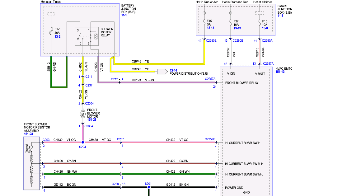 33 2008 Ford Escape Wiring Diagram